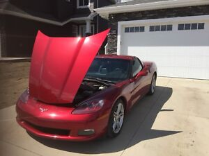 2009 Chevrolet Corvette! Private Sale! LOW KMS! PRICED TO SELL!!