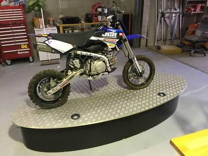 Braap 150 motocross