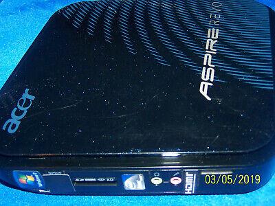 Acer Aspire REVO R3700 Ultra Slim Desktop HDMI Nvidia Mini Computer