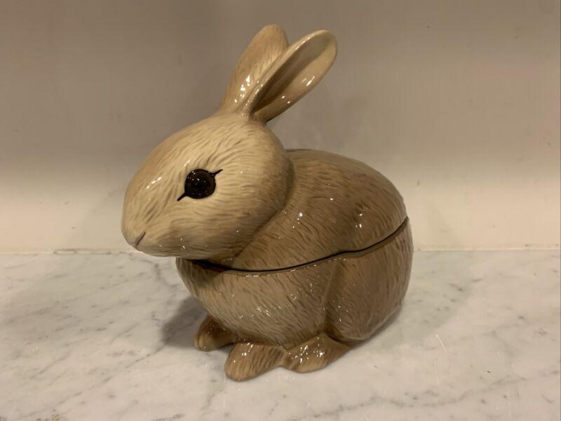 Hallmark Marjolein Bastin Bunny Rabbit Jar