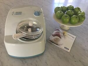 Delonghi Ice Cream Maker ICK5000 Indooroopilly Brisbane South West Preview