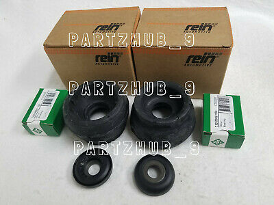 Pair Front Strut Mount Bushing Bearing For VW MK4 Jetta Golf GTI Beetle Audi TT