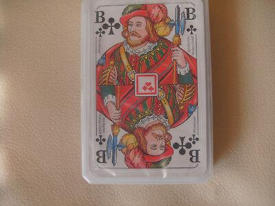 Skatkarten, für den Spiele - Abend oder Urlaub.