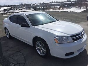 2014 Dodge Avenger inspected and professionally cleaned