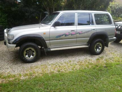 1991 Toyota LandCruiser Wagon 4.2 Diesel 8 Seater Upper Coomera Gold Coast North Preview