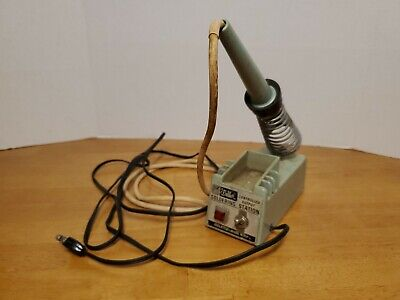 Vintage Weller Controlled Output Soldering Station W-tcp