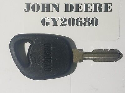 1 John Deere Tractor - (1) John Deere and Lawn Mower Key , Tractor Ignition Key  GY20680 (JD)