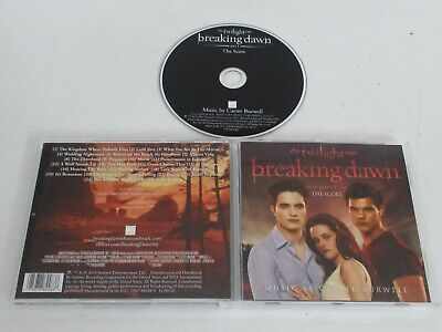 The Twilight Saga Breaking Dawn Part 1/Soundtrack/Carter Burwell