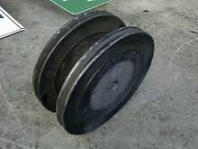 drive pulleys for greenfield ride on mowers Capalaba Brisbane South East Preview