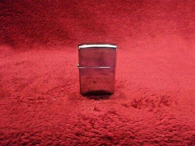 Vintage Zippo Lighter J  XII