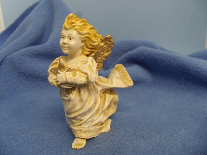 CELESTE ANGEL  HARMONY KINGDOM      NEW IN ORIG BOX STAR ANGEL