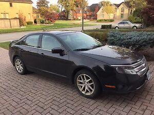 2010 Ford Fusion Black PRICED TO SELL