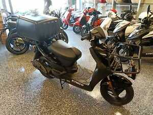 2019 Kymco Carry 125! Perfect condition! Very low Kms! Bondi Junction Eastern Suburbs Preview
