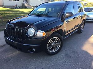 2009 Jeep Compass Sport North Edition $6,250