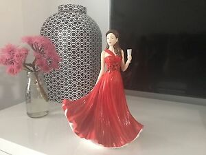 Jodie Royal Doulton Figurine Lutwyche Brisbane North East Preview