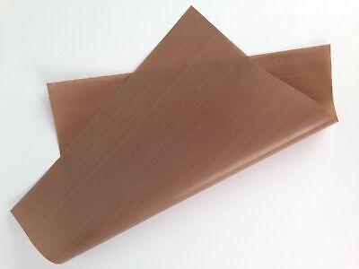 3 Pack - 20x24 Ptfe Fabric Sheet Transfer Press 5 Mil Thickness Heat Press