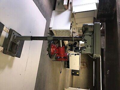 Orbit Machine Tools Model 1412 - 5 Speed Industrial Drill Press