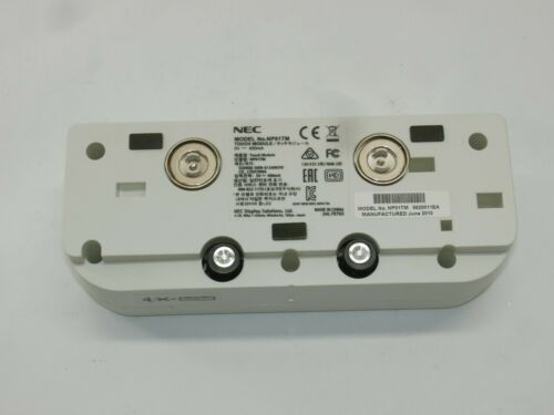 NEC NP01TM Interactive Whiteboard Touch Module, missing cover