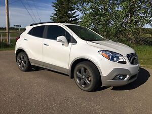 2014 Buick Encore Leather SUV, Crossover AWD Heated Seats/Wheel