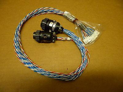 Fanuc Robotics A660-4002-t882 Cable Assembly Nos