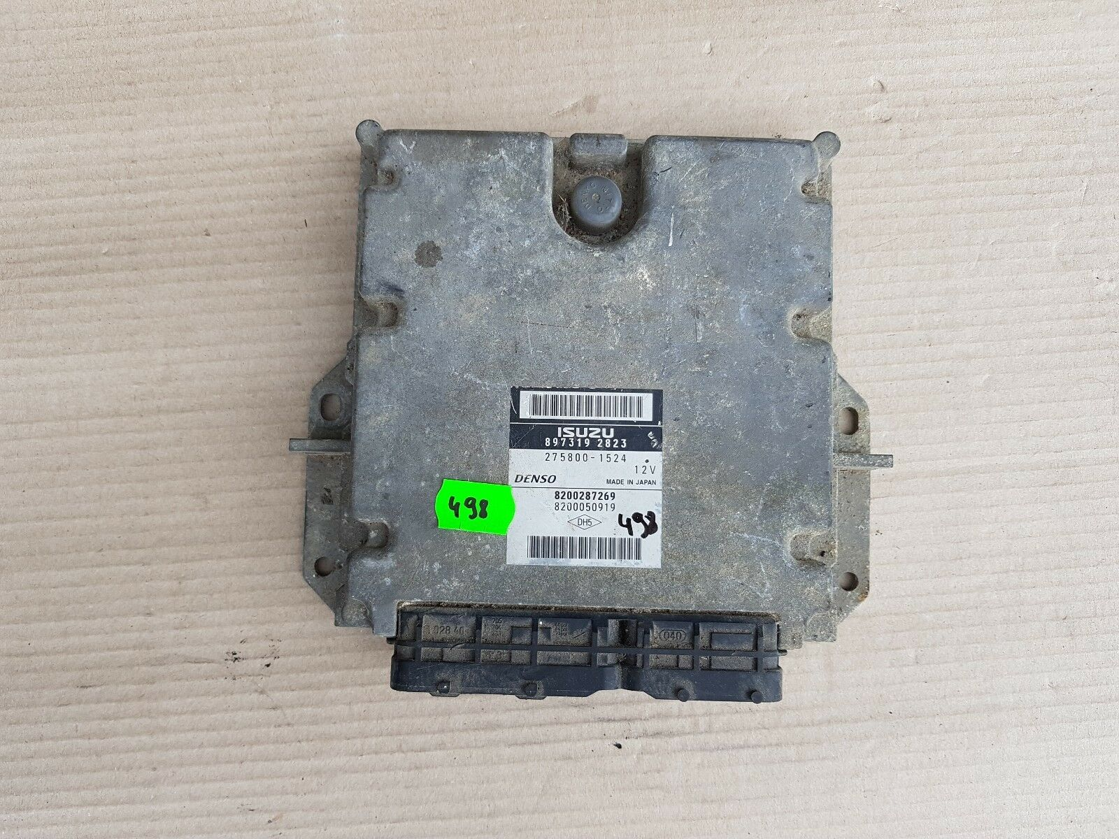 Used Renault Engine Computers For Sale Page 9 Fuse Box On A Espace 8200287269 Control Unit Ecu 275800 1524