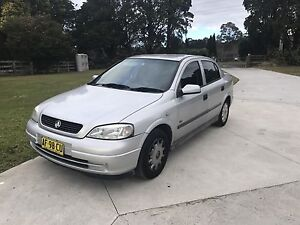 2001 Holden Astra Tumbi Umbi Wyong Area Preview