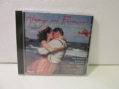 Always and Forever - Movies Greatest Love Songs 1996 cd7792 - Always And Forever Movie