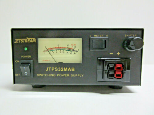 JETSTREAM 30 AMP MAX 25 AMP CONTINUOUS SWITCHING PWR SUPPLY  JTPS32MAB