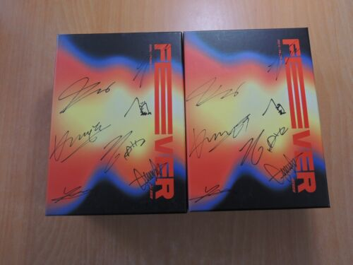 ATEEZ - ZERO : FEVER PART.2 (5th Mini Promo) with Autographed (Signed) 139.99