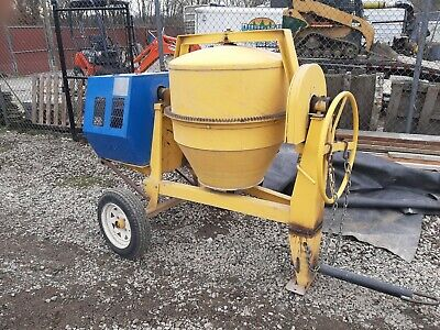 Used Concrete Cement Mixer