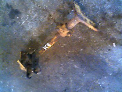 Ihc Cub 154 Lo Low Boy Tractor Ih Hydraulic Lift Assembly Rockshaft Tool Bar