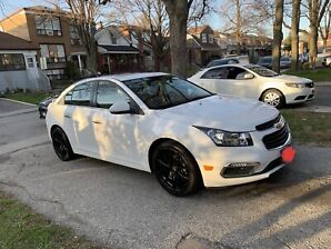 2016 Chevrolet Cruze LT Limited Edition