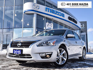 2015 Nissan Altima 2.5 SL, ONE OWNER, NO ACCIDENTS