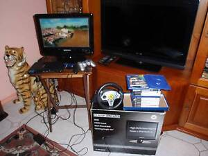 PS2 & TV/DVD BUNDLE Pooraka Salisbury Area Preview