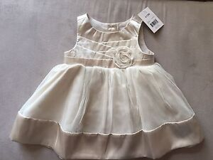 SIZE 6-12 months...baby girl dresses