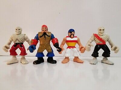 Fisher Price Great Adventures Lot of 4 Medieval Castle Pirates