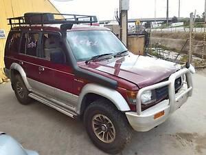 Wrecking 1993 #Mitsubishi #Pajero NH LWB Manual #4WD Port Adelaide Port Adelaide Area Preview