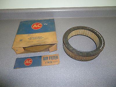 New NOS OEM AC Air Filter A173C 6419306 1963 1964 Ford Mercury V-8 V8