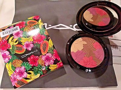 Mac Fruity Juicy Oh My Passion Pearlmatte Face Powder