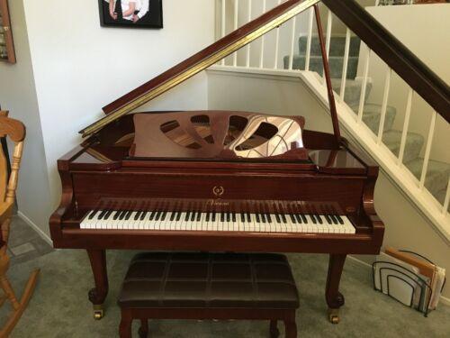 Vienna Baby Grand Piano - Excellent Condition