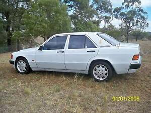 1992 Mercedes-Benz 180E Sedan Sandy Hollow Muswellbrook Area Preview