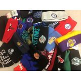 US lot of 20 NEW closeout Wholesale mens NBA beanies / beanie /  assort/mix osfa