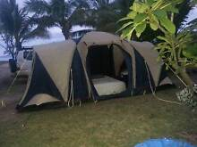 Oztrail 3 room tent Belgian Gardens Townsville City Preview