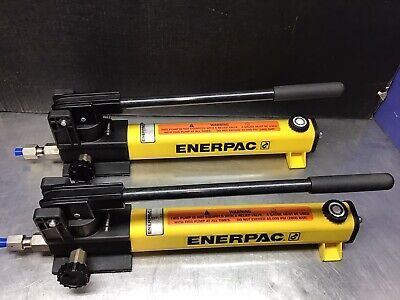 Enerpac P2282 High Pressure Hydraulic Hand Pump 2800 Bar40000 Psinice