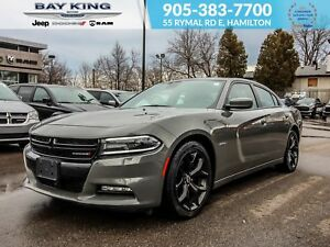 2017 Dodge Charger SUNROOF, NAV, HEATED SEATS, BLUETOOTH, BEATS