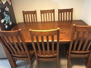 Dining set Seacombe Gardens Marion Area Preview