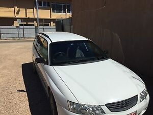 2002 Holden Commodore Wagon Alice Springs Alice Springs Area Preview