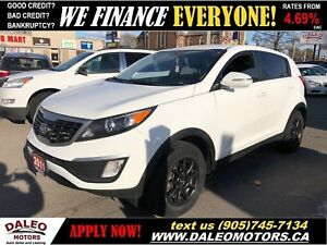 2011 Kia Sportage LX| RARE | HEATED SEATS | KEYLESS ENTRY