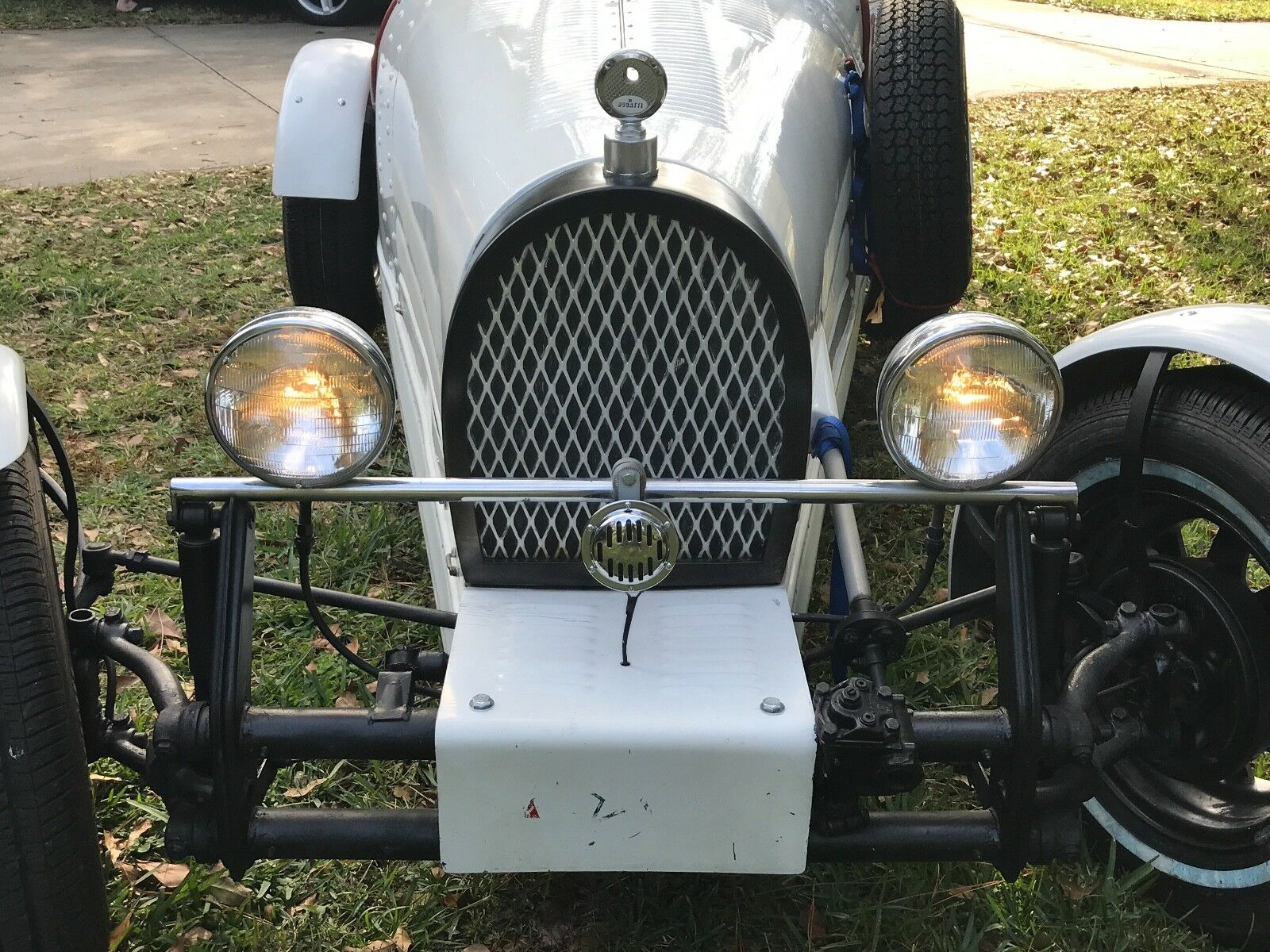 1927 Bugatti Replica Kit Car VW Aircooled Engine