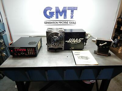 Haas Srt Cnc Rotary Table Control Box Tailstock 4th Axis Gmt-1893
